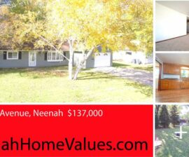 953 Hunt Ave – Neenah home For Sale – First Weber Inc.