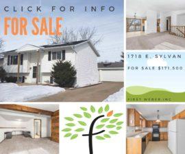1718 Sylvan Ave – Appleton home For Sale – First Weber Inc.