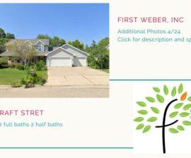 224 Kraft St – Neenah home For Sale – First Weber Inc.