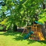 Simply gorgeous back yard setting